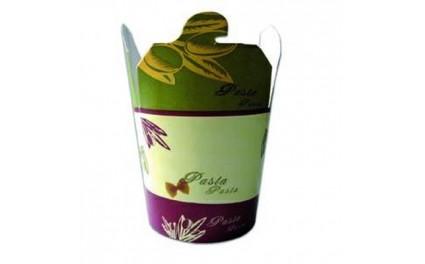 Pot Pasta décoré 450 ml