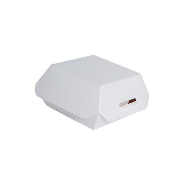 mini bo te en carton pour hamburger ou p tisserie ou macaron pour une petite faim ou gourmandise. Black Bedroom Furniture Sets. Home Design Ideas