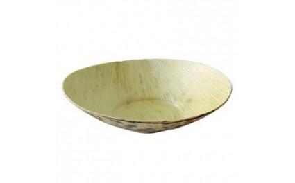 Coupelle en feuille de bambou