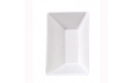 Assiette pulpe Eco Design 13x8cm