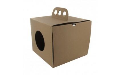 """Petite boîte à emporter """"Coup de Poing"""""""