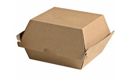 Boîte à maxi burger kraft
