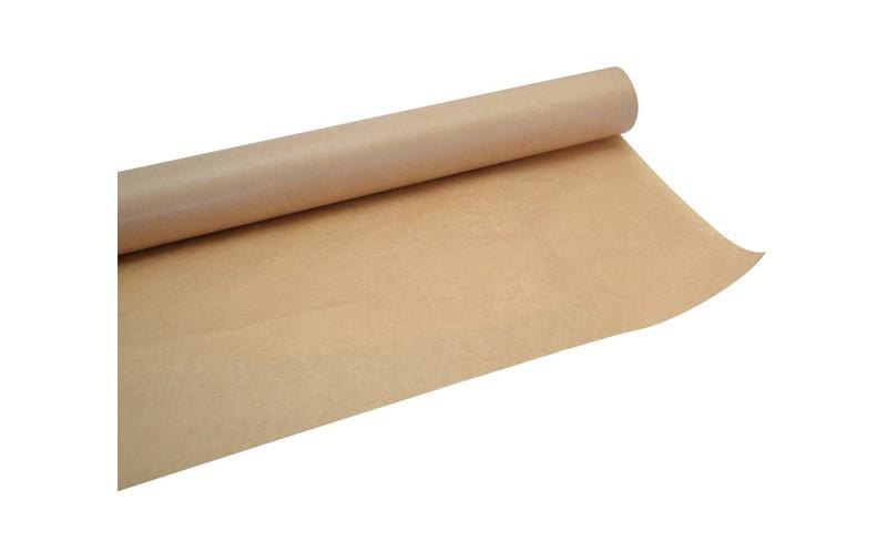 nappe papier kraft couleur marron pour une table de. Black Bedroom Furniture Sets. Home Design Ideas