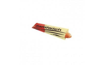 Sac sandwich SAVANE jaune
