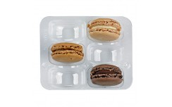 Insert pour 6 macarons