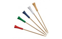 Pique bambou golf
