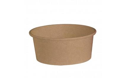 Saladier carton brun 750ml