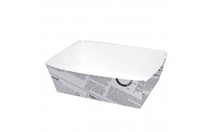 Barquette carton imprimé 440 grammes