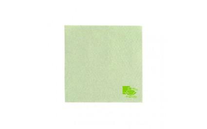 Serviette écrue 2 plis 30x30 cm