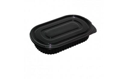 Boîte repas micro-ondable