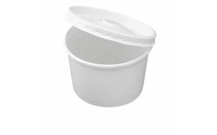 Gobelet à soupe 230 ml et couvercle