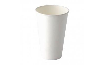 Gobelet carton blanc 45 cl