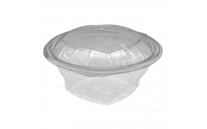 Saladier rond transparent 750 ml