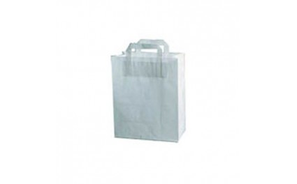 Mini sac cabas blanc
