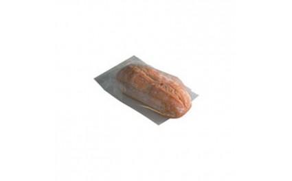 Sac sandwich bagnat transparent 12x18 cm
