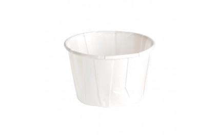Pot papier plissé 60 ml