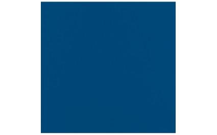 Serviette micro points 2 plis bleu 38x38cm