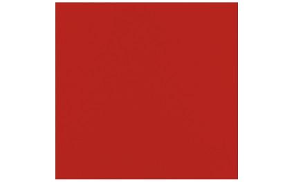 Serviette micro points 2 plis rouge 38x38cm