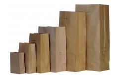 Sac poubelle papier 1 pli de contenance 80000 ml x 50 unités
