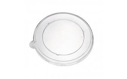 Couvercle RPET transparent x 125 unités