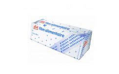Film alimentaire PVC 300M en boite distributrice x 6 unités