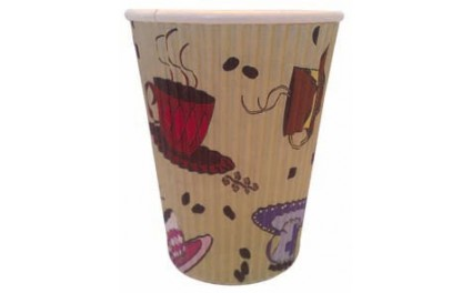 Gobelet carton Teacup 10 cl