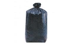 Sac poubelle noir de contenance 110000 ml x 10 unités