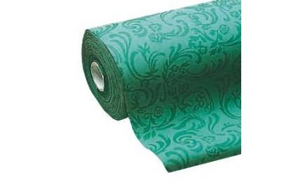 Nappe rouleau non tiss vert fonc nappe en rouleau en papier ou non tiss et juponnage de table - Serviette en papier vert fonce ...