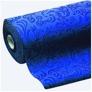 nappe rouleau non tiss bleu marine nappe en rouleau en. Black Bedroom Furniture Sets. Home Design Ideas