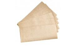 Serviette papier écrue 1 pli pour distributeur x 250 unités