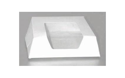 Boite pâtissière à fenêtre 14 cm