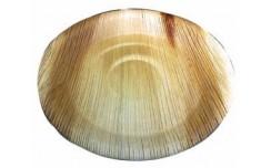 Assiette palmier 25 cm