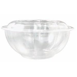 saladier jetable en plastique transparent avec couvercle. Black Bedroom Furniture Sets. Home Design Ideas