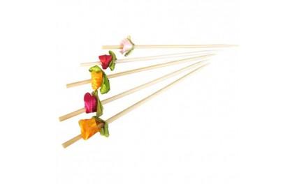 Pique bambou Fleur 12cm