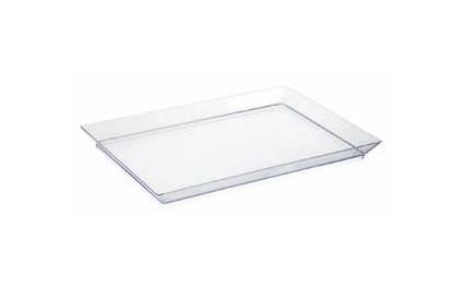 Assiette Klarity 18 x 13 cm