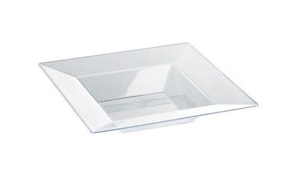 Assiette plastique creuse  Vaisselles jetables  Comparer les prix sur