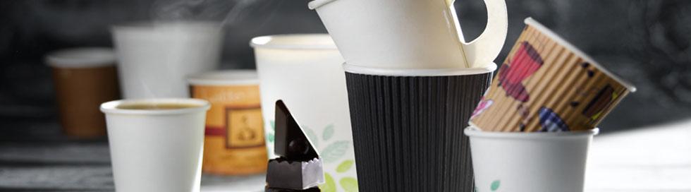 Gobelets carton pour boissons chaudes